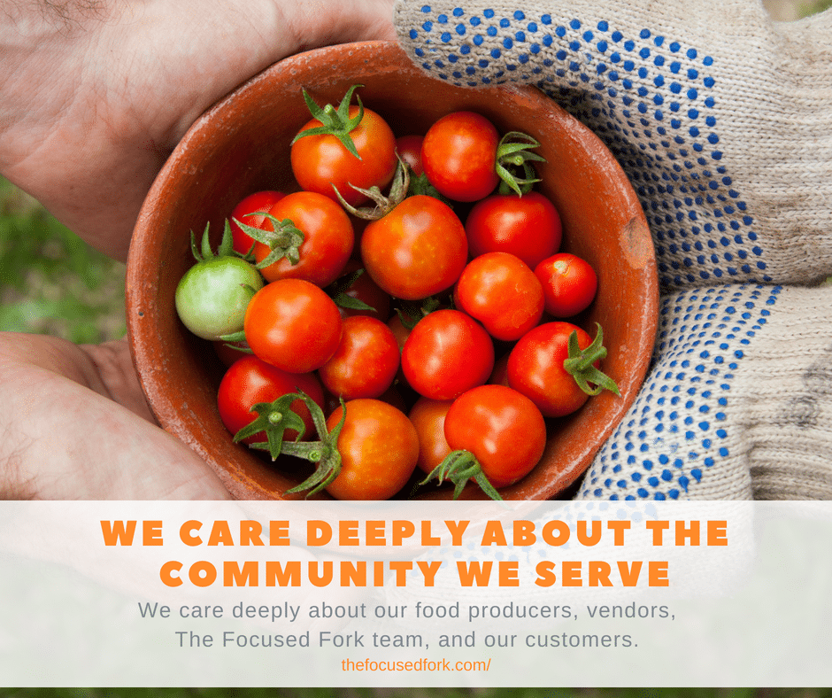 is eating local food important?
