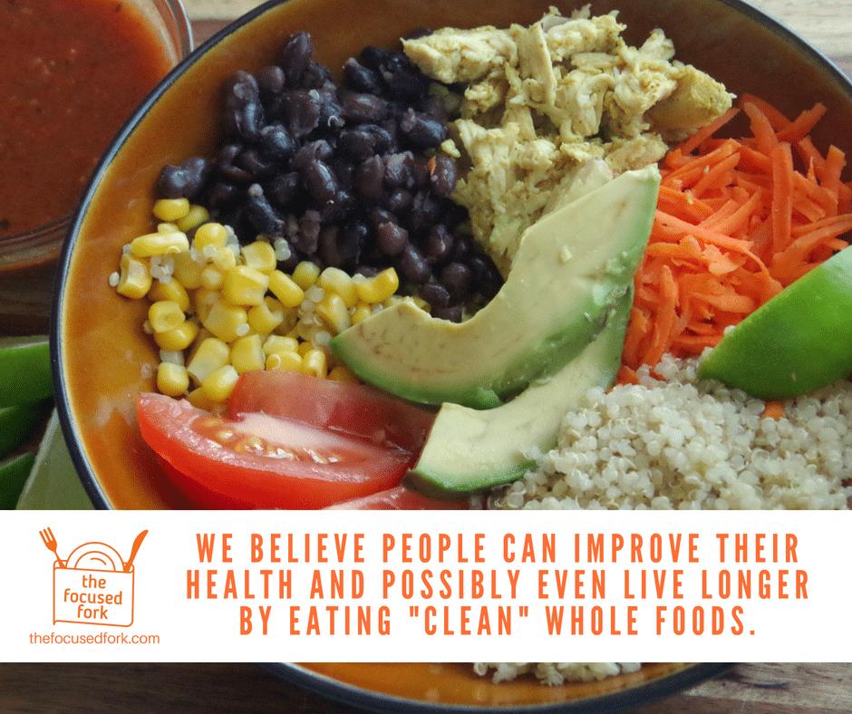 organic food is clean food