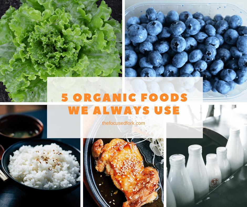 organic food standards